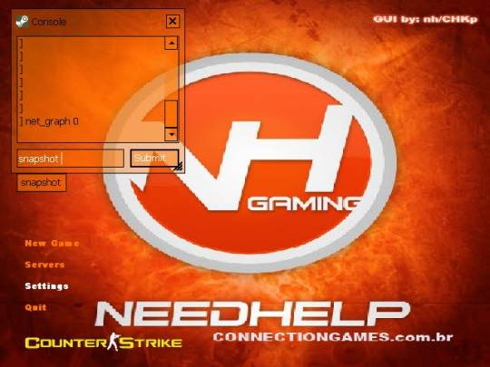 NEEDHELP GUI