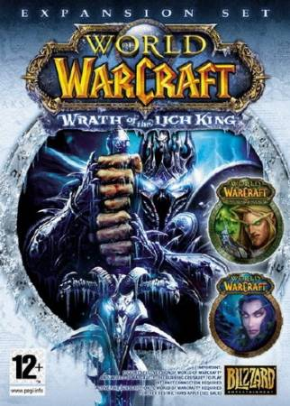 World of WarCraft: Wrath of the Lich King 3.3.5a (2010/PC)