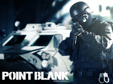 Point Blank (2009) RUS/ENG/UA