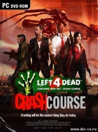 Left 4 Dead Crash Course (PC/2009/FULL/RUS)