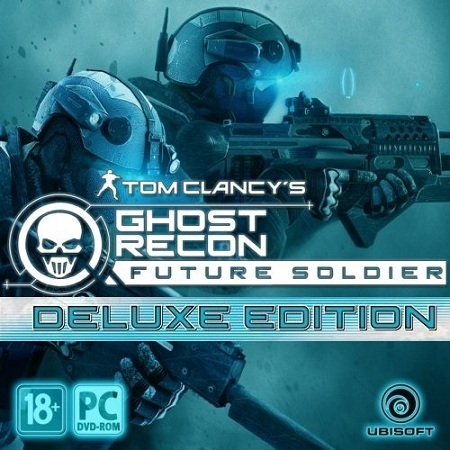 Tom Clancy's Ghost Recon: Future Soldier - Deluxe Edition v.1.6 + 1 DLC (2012/RUS/RePack by Fenixx)