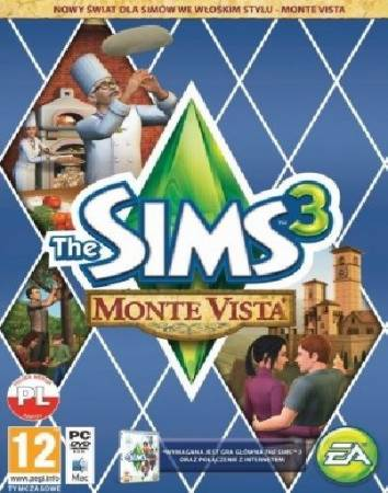 The Sims 3: Monte Vista (2013/RUS/ENG/Add-on)