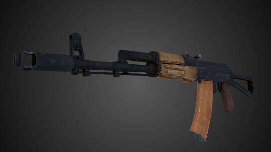 Mr.Rifleman's AKS-74 On IIopn Animations
