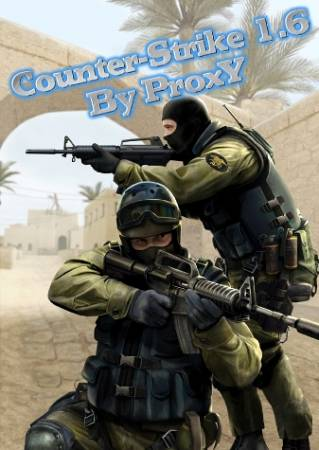 Counter-Strike 1.6 by ProxY 2014