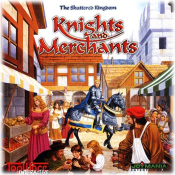 Война и мир: Антология / Knights and Merchants (1998) PC | Rip от Pilotus
