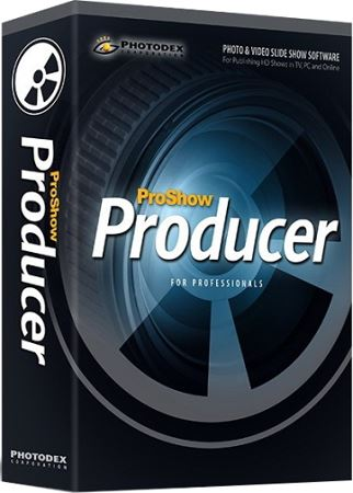 Photodex ProShow Producer 7.0.3527 (2015) PC