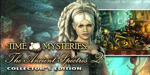 Тайны времени 2: Древние духи / Time mysteries 2: The ancient spectres (2014) Android