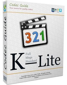 K-Lite Codec Pack 11.2.0 Mega/Full/Basic/Standard + Update (2015) PC