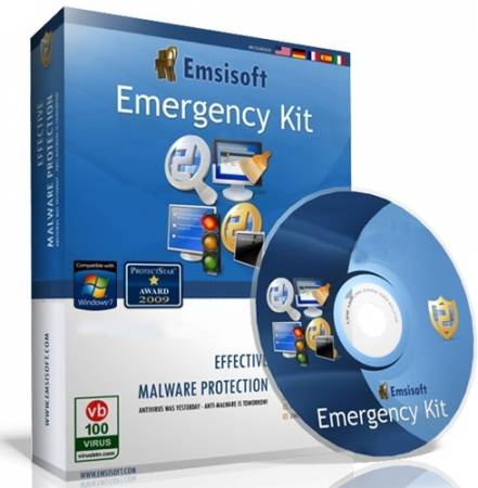 Emsisoft Emergency Kit 10.0.0.5488 DC 04.08.2015 Portable